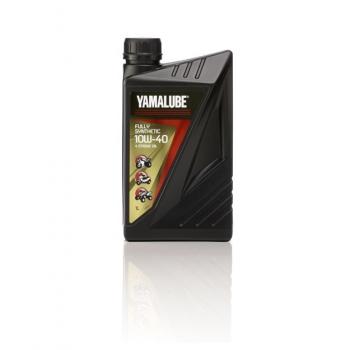 Масло Yamalube 4FS 10W-40 - Четиритактови масла - YAMAHABOX