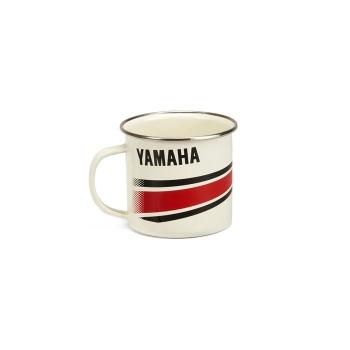 Метална емайлирана чаша Yamaha REVS Molte Enamel Mug - N17AD001W600