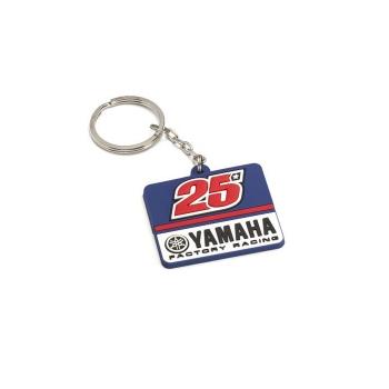 Гумен ключодържател Yamaha Vinales MV25 от новата MotoGP колекция за сезон 2017 - N17MVK03E000