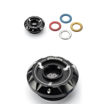 Капачка за маслото с цветни пръстени за машини Yamaha - 2CRFEGFC1000