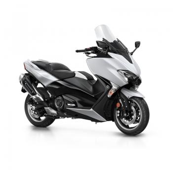 Новият скутер на Yamaha - TMAX DX 2019
