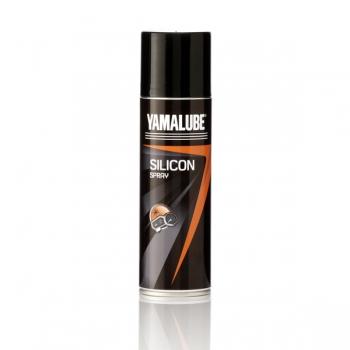 Yamalube PRISMA SILICON YMD65049A041 - Спрей за черните части на машината