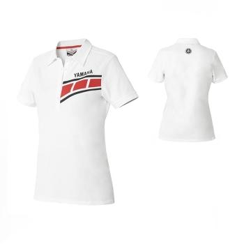 Дамска тениска с яка и копчета Yamaha Classic Polo B15AT209W0