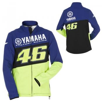 Софтшел яке Yamaha V46 Softshell B20VR465E1