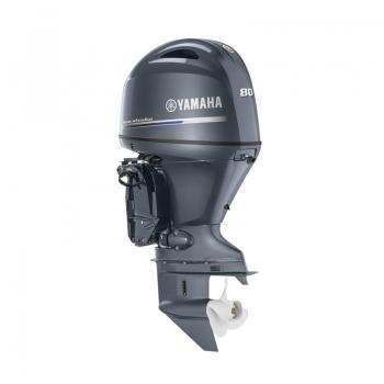 Новият по-лек, по-тих и по-мощен двигател Yamaha F80DETL