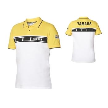 Тениска с яка и копчета Yamaha 60th Anniversary Polo B15TT109Y2