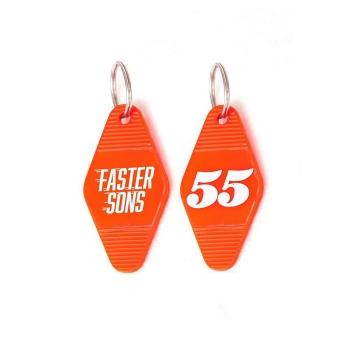 Специфичен ключодържател Faster Sons Motel с мотелски номер 55