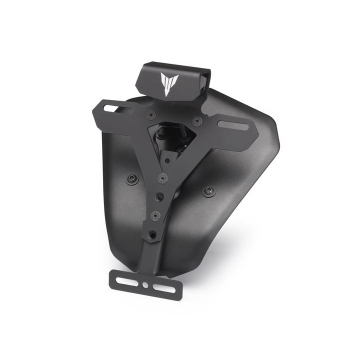 Малка, ниска стойка за регистрационен номер за Yamaha MT-09 - BS2FLWLPH000