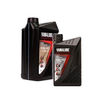 Масло Yamalube 4S 10W-40 Semi Synthethic